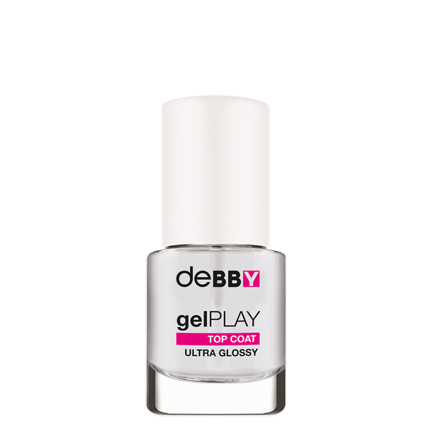 <p><strong>gel</strong>PLAY <strong>TOP COAT</strong> <strong>ULTRA GLOSSY </strong></p>