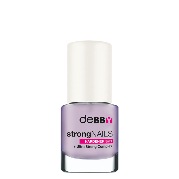 <p><strong>strong</strong>NAILS <strong>HARDENER 3in1</strong></p>