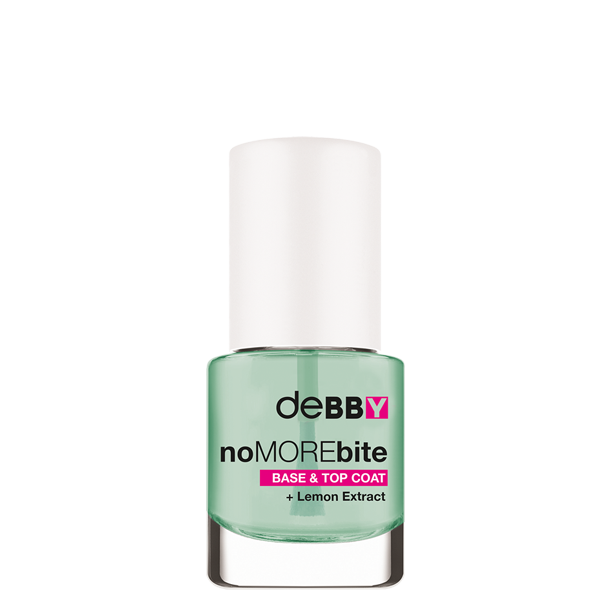 <p><strong>no</strong>MORE<strong>bite</strong> <strong>BASE&amp;TOP COAT</strong></p>