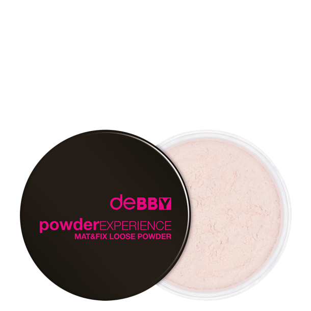 <p><strong>powder</strong>EXPERIENCE<strong> MAT&FIX LOOSE POWDER</strong></p>