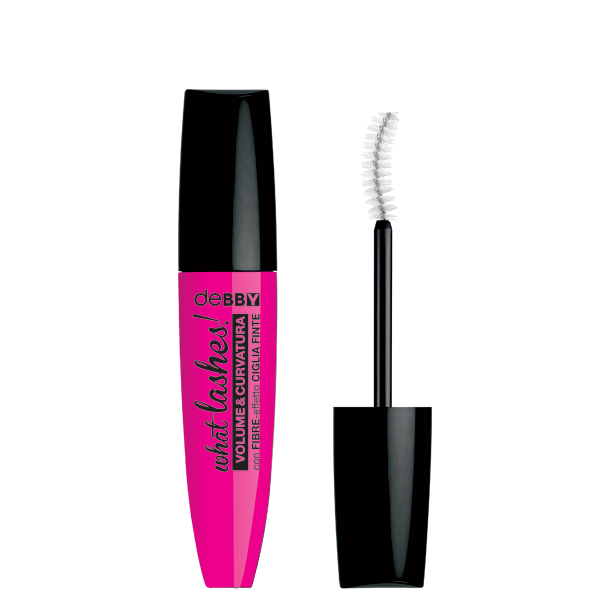 <p>What lashes! <strong>VOLUME & CURVES</strong></p>